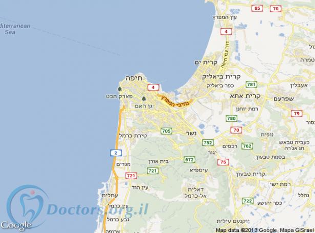רופא שיניים בחיפה