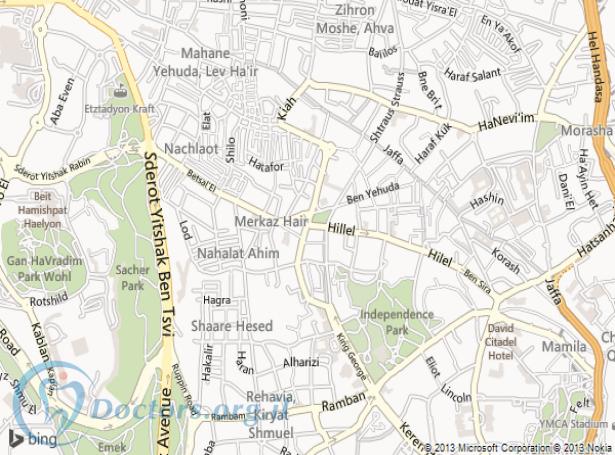 רופא שיניים בירושלים